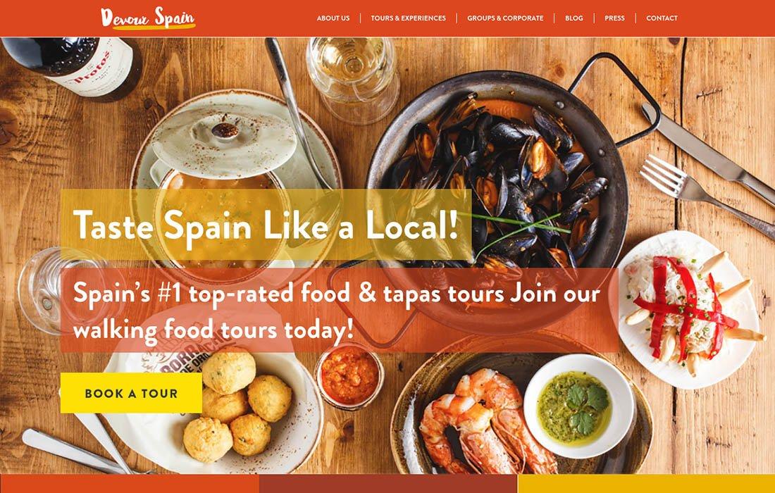 Devour Spain – Taste Spain Like a Local!
